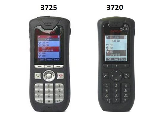 Dect 3730 en 3735